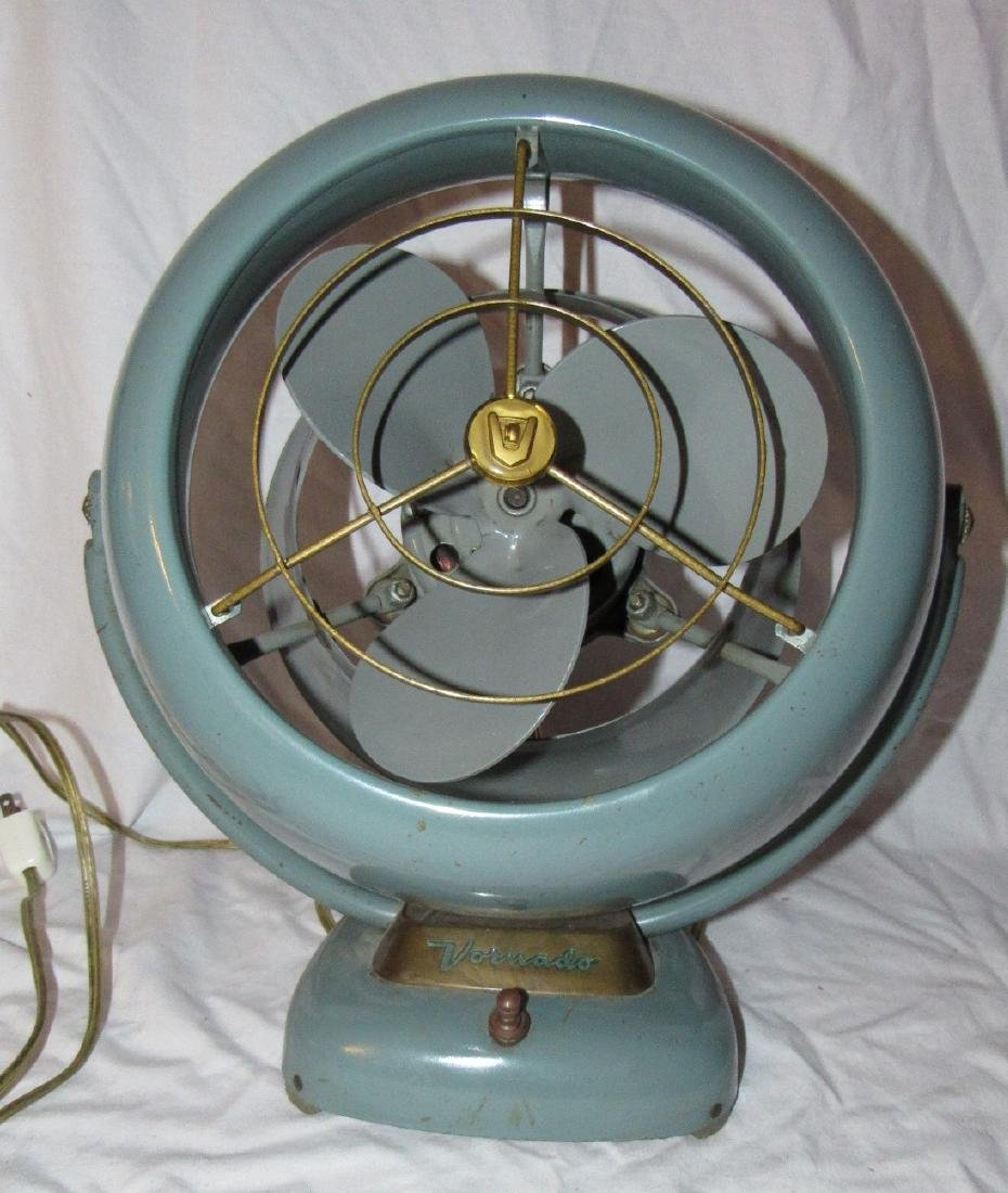 Vintage Vornado Fan Works !