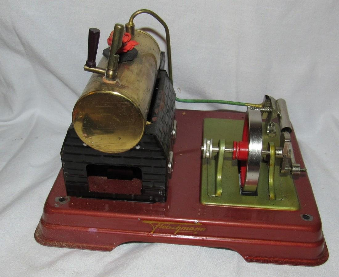 Fleischmann 120/1 Steam Engine Toy - 6