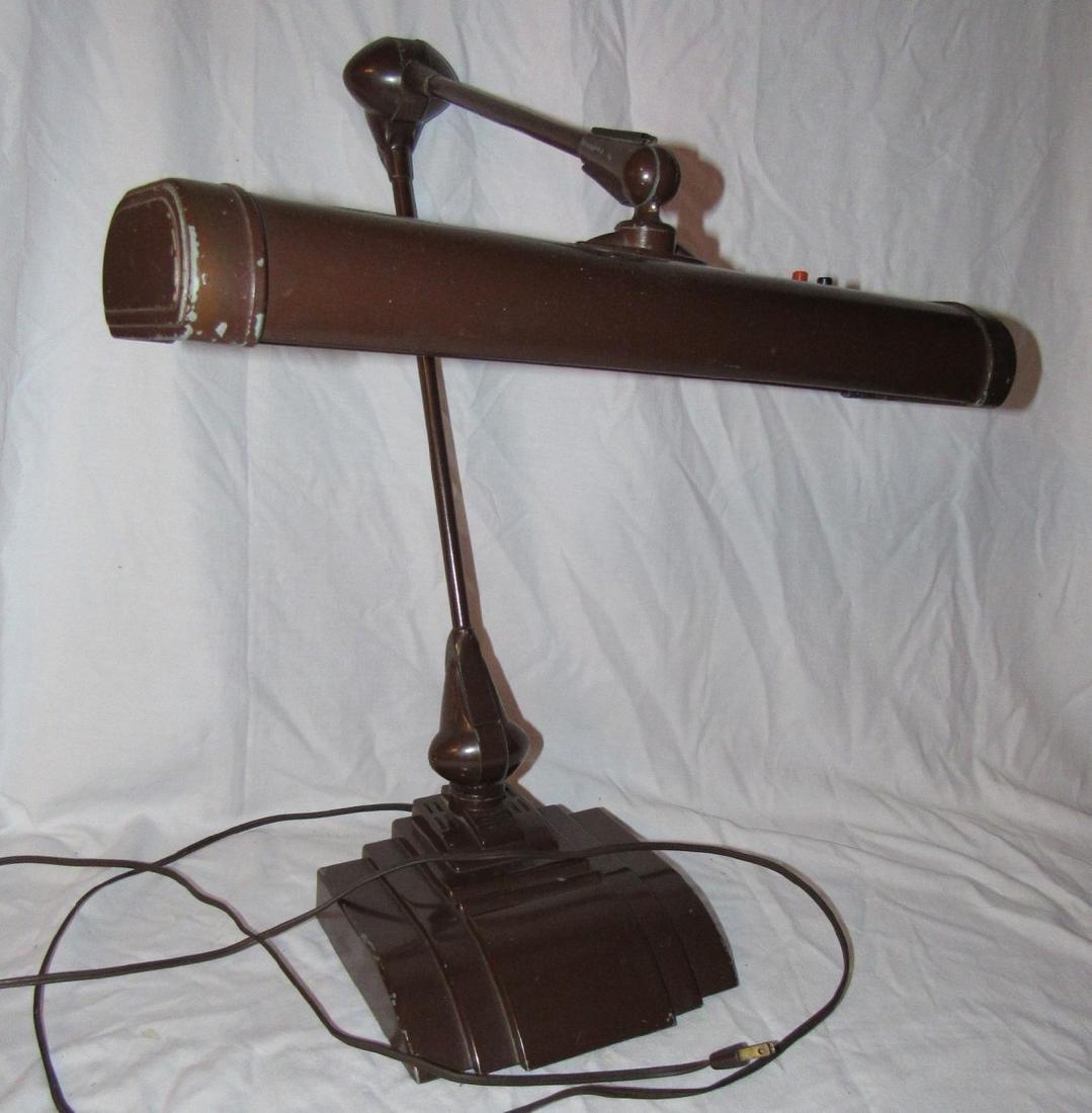 Adjustable Flexo Drafting Desk Lamp Works !