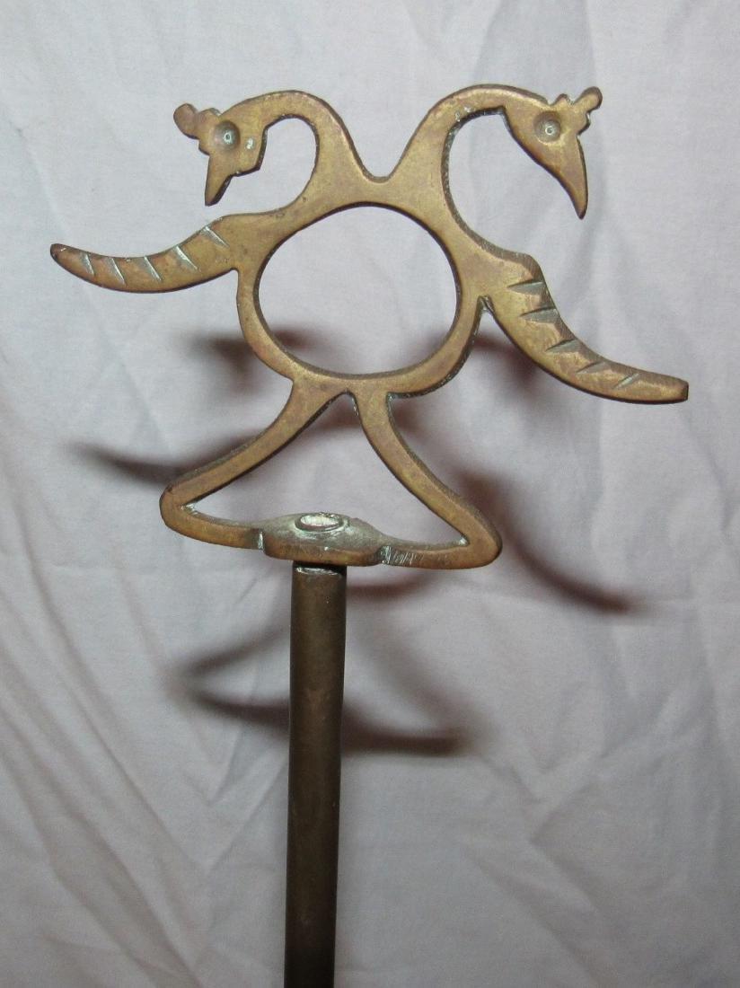 """22"""" Brass Genie Type Lamp - 2"""