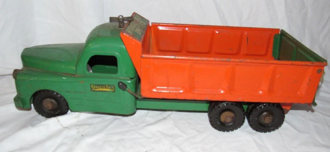 Structo Hydraulic Dump Truck - 3