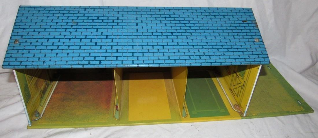 Erector 4 1/2 Set Wolverine 800 Toy Doll House - 3