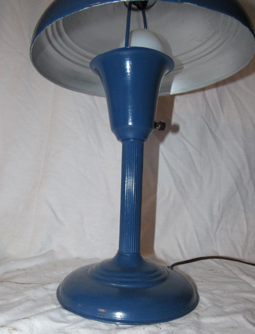 Vintage Mid Century Modern Table Lamp - 3