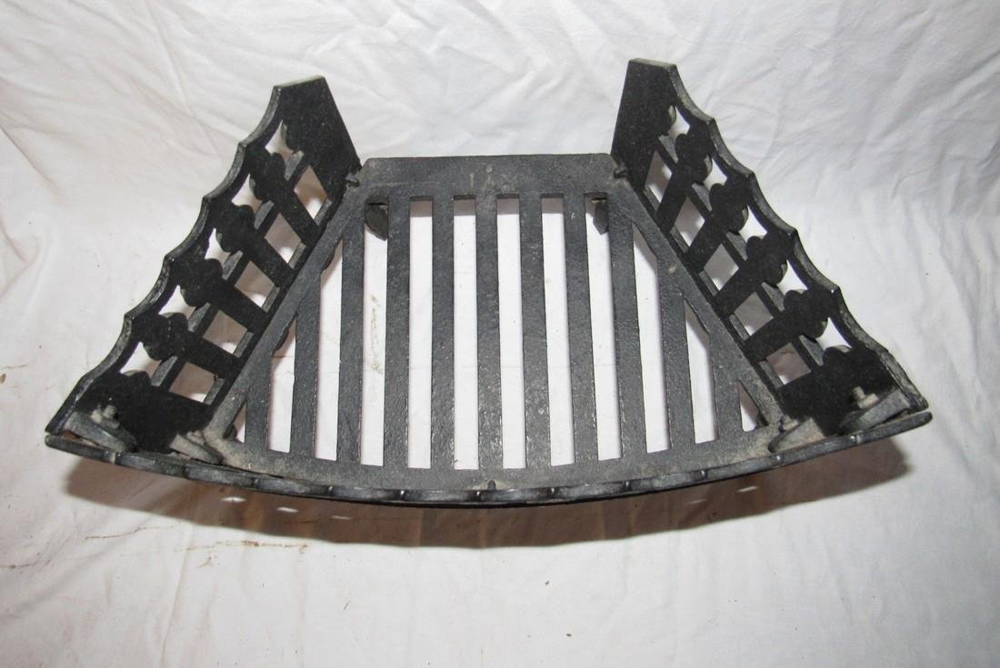 Cast Iron Log Holder - 2