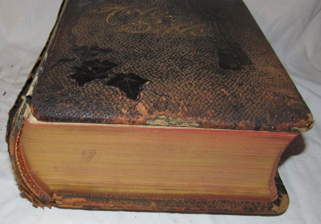 1865 Combination Edition Holy Bible - 3