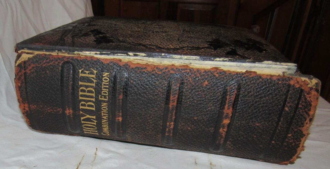 1865 Combination Edition Holy Bible - 4
