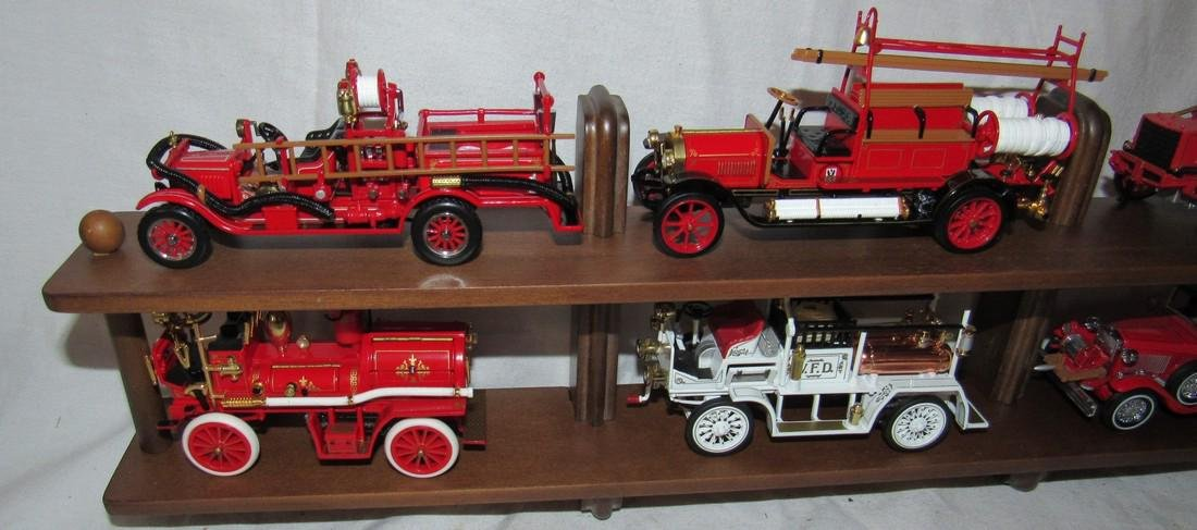 Matchbox Models of Yesteryear Firetruck Toys - 2