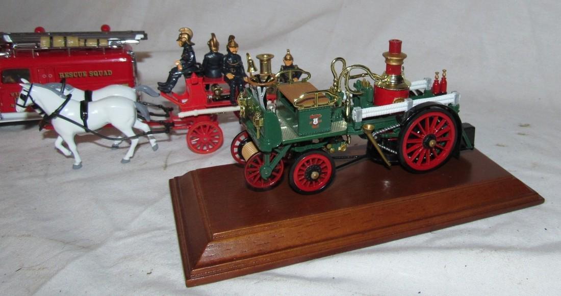 4 Matchbox Models of Yesteryear Toy Trucks - 3