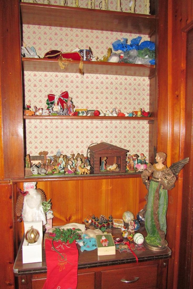 Nativity Set Christmas Ornaments & Decorations