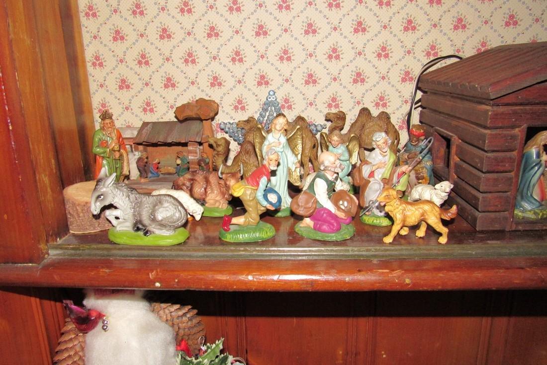 Nativity Set Christmas Ornaments & Decorations - 7