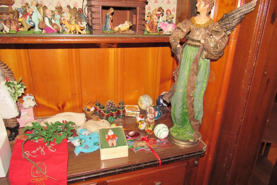 Nativity Set Christmas Ornaments & Decorations - 9