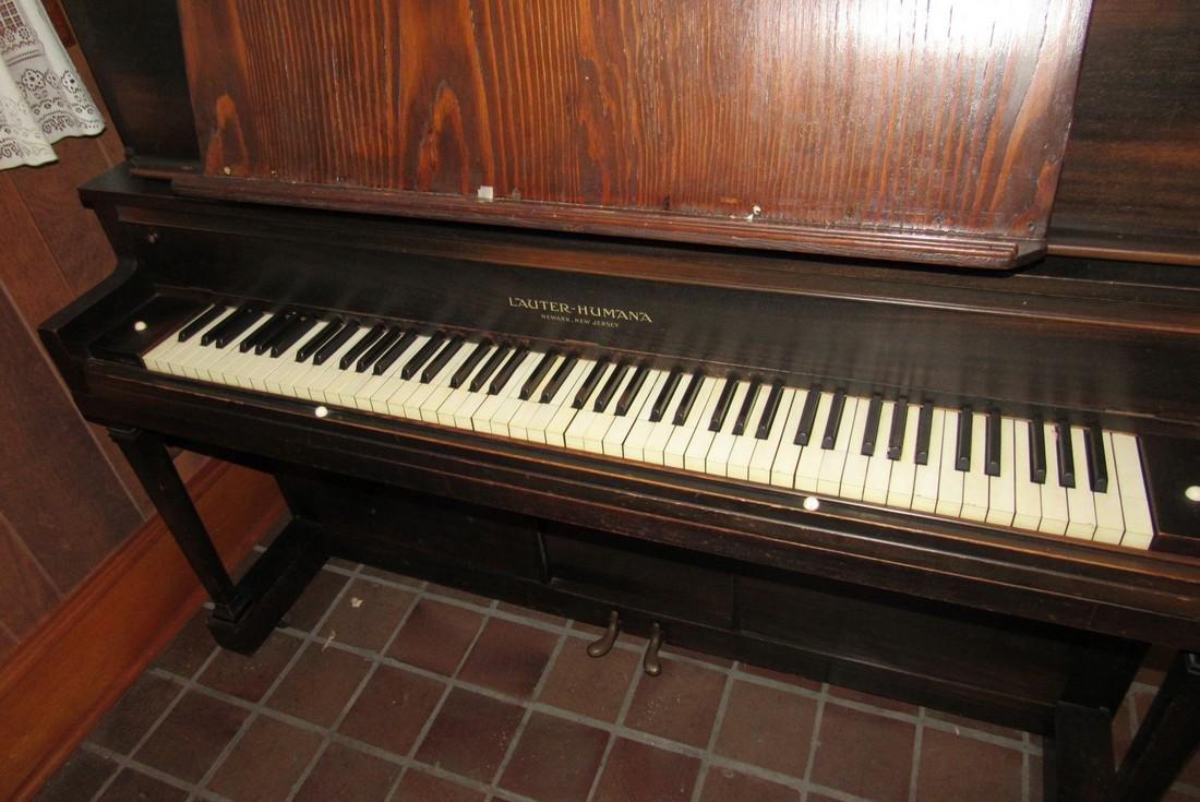 Lauter Humana Piano - 3