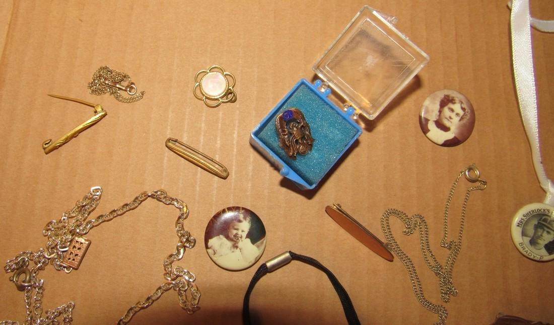 Lockets Pins Doll Purse - 3