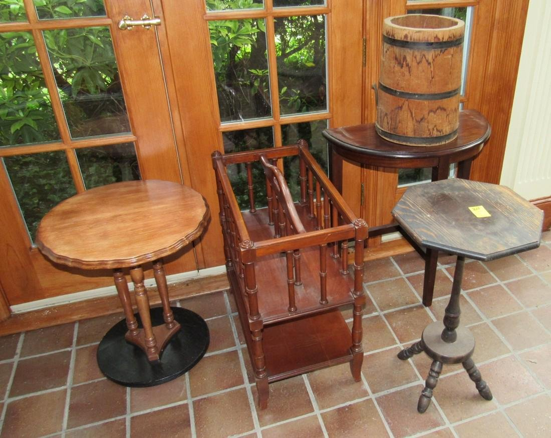 Chairs Plant Stands Tables - 2