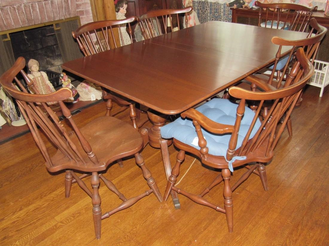 Table & 6 Chairs - 2