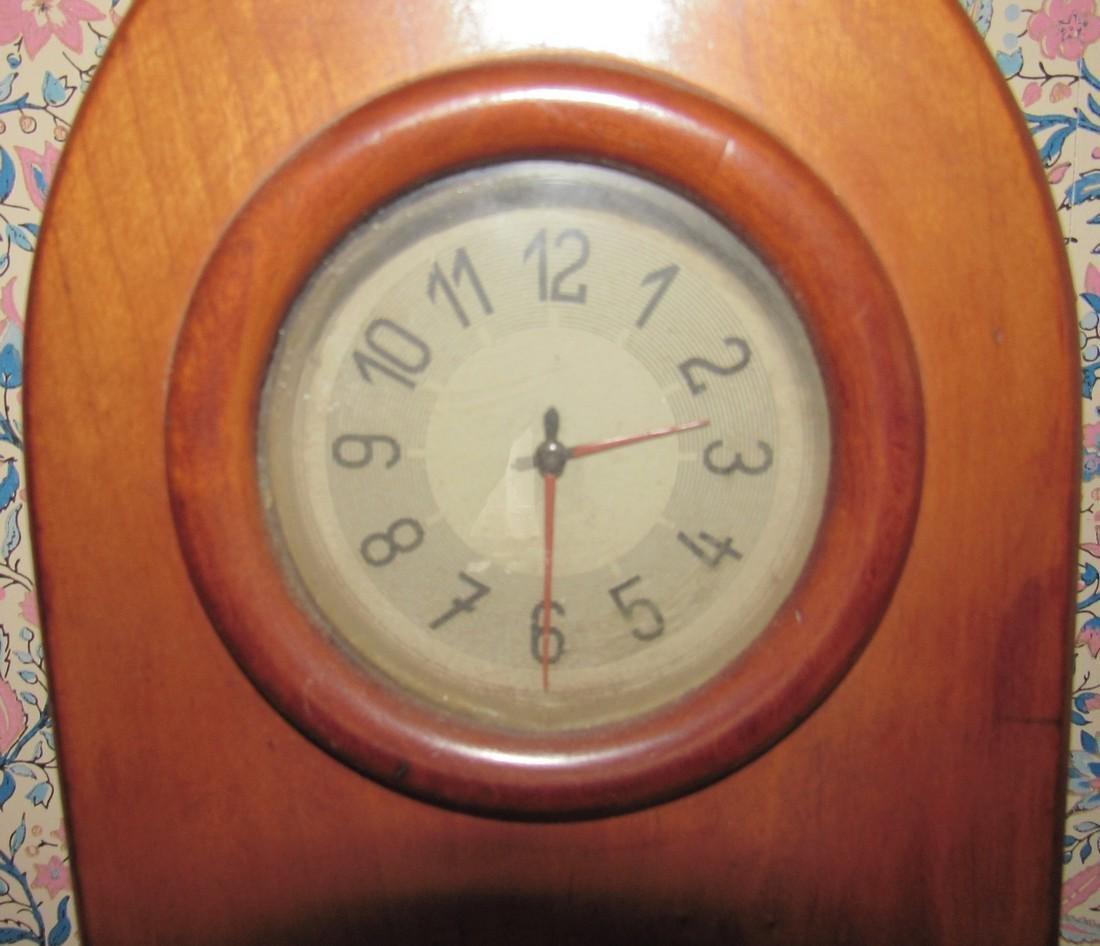 Solid Wood Clock - 2