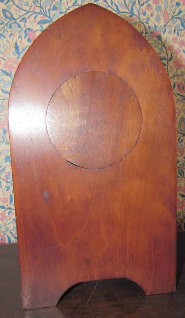 Solid Wood Clock - 4