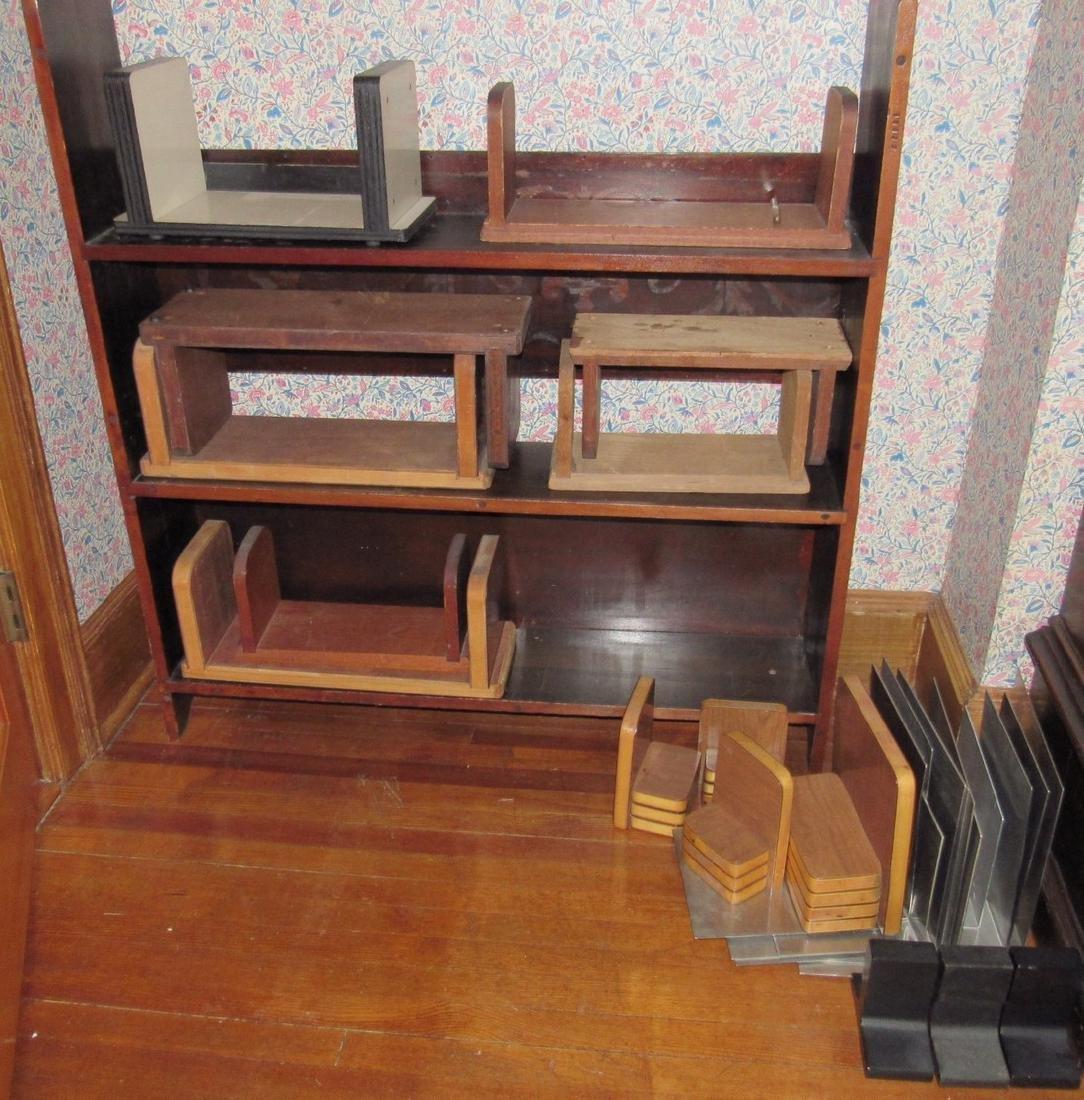 Book Shelf Book Ends