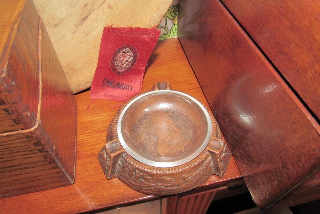 Document Index Card Box Rotary Telephone Sad Iron - 7