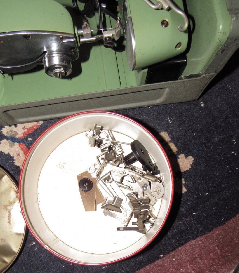 Elna Sewing Machine & Accessories - 3