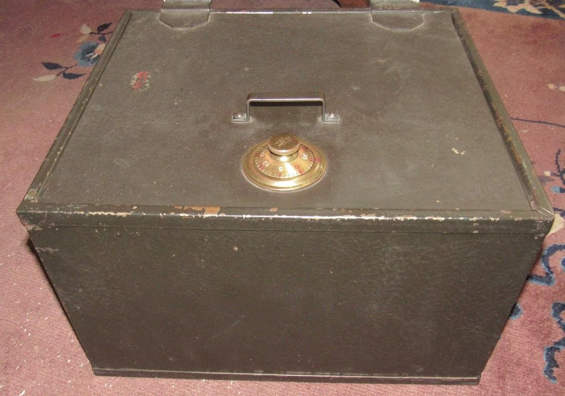 """10 1/2"""" x 16"""" x 17 1/2"""" Safe with Combination - 2"""