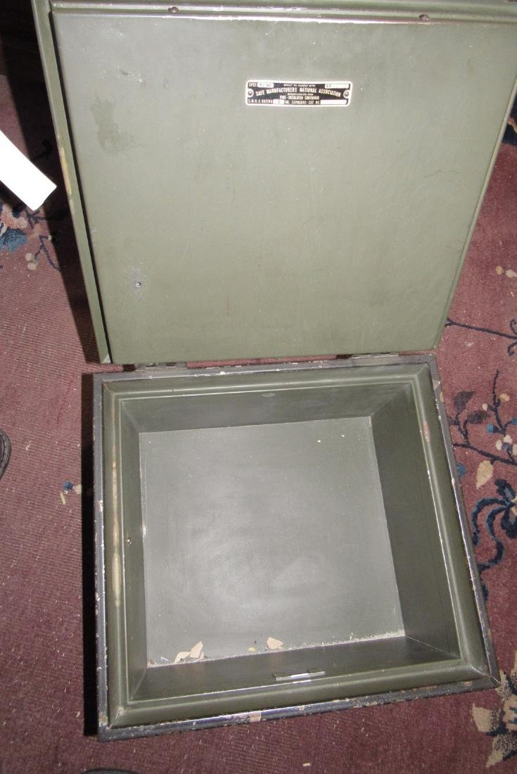"""10 1/2"""" x 16"""" x 17 1/2"""" Safe with Combination - 4"""