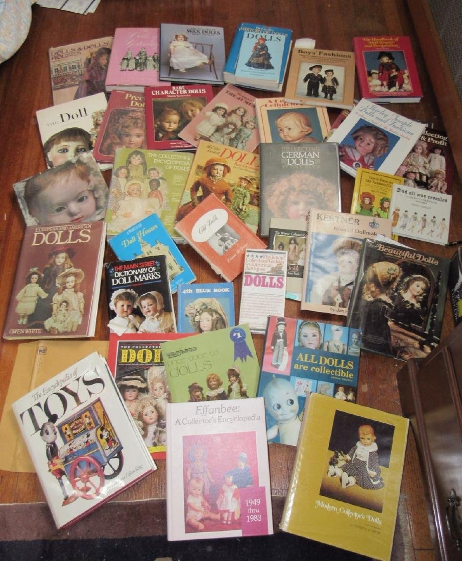 Doll Collector & Reference Books