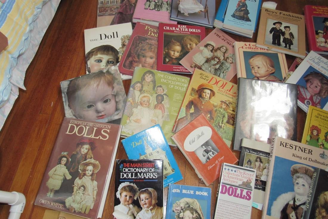 Doll Collector & Reference Books - 3