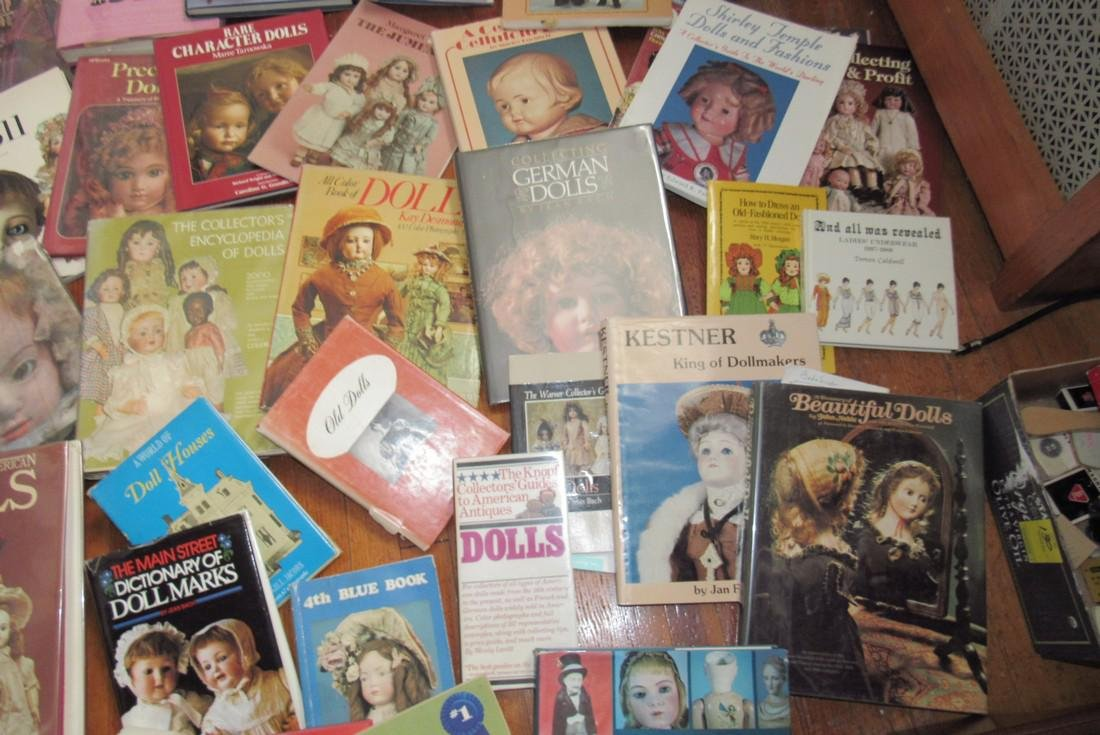 Doll Collector & Reference Books - 4