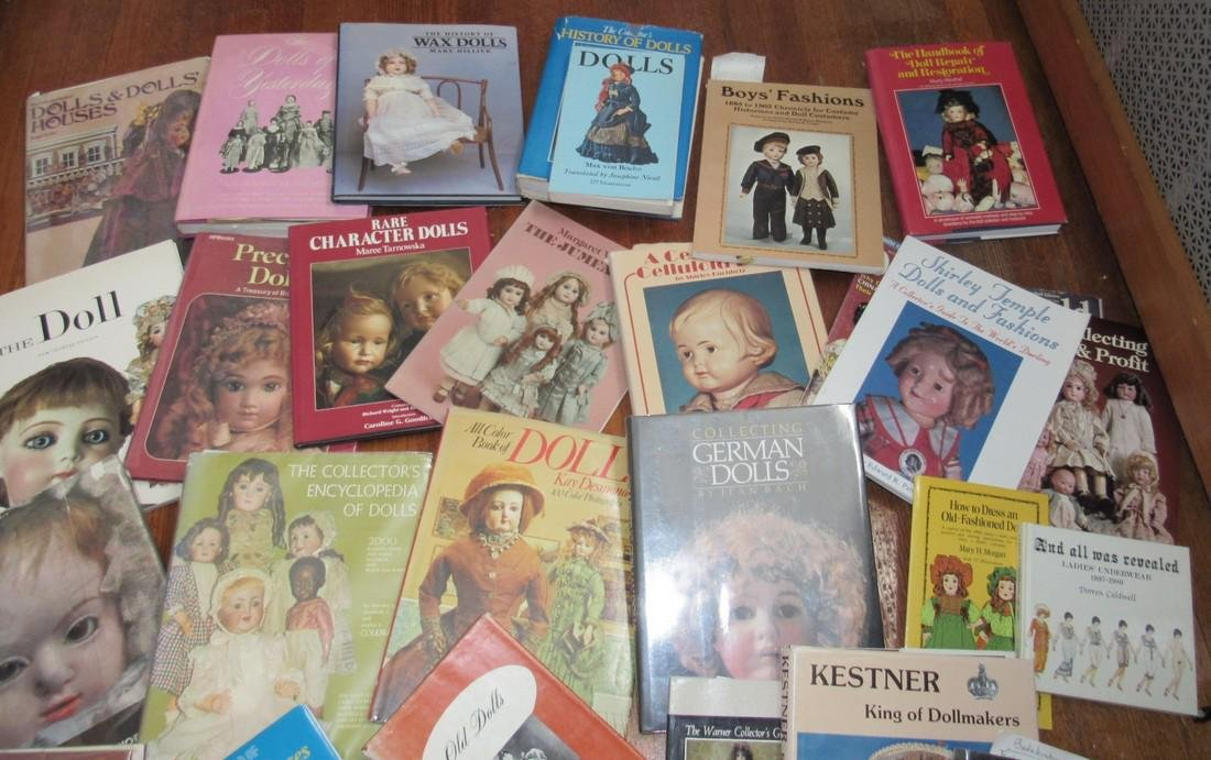 Doll Collector & Reference Books - 5