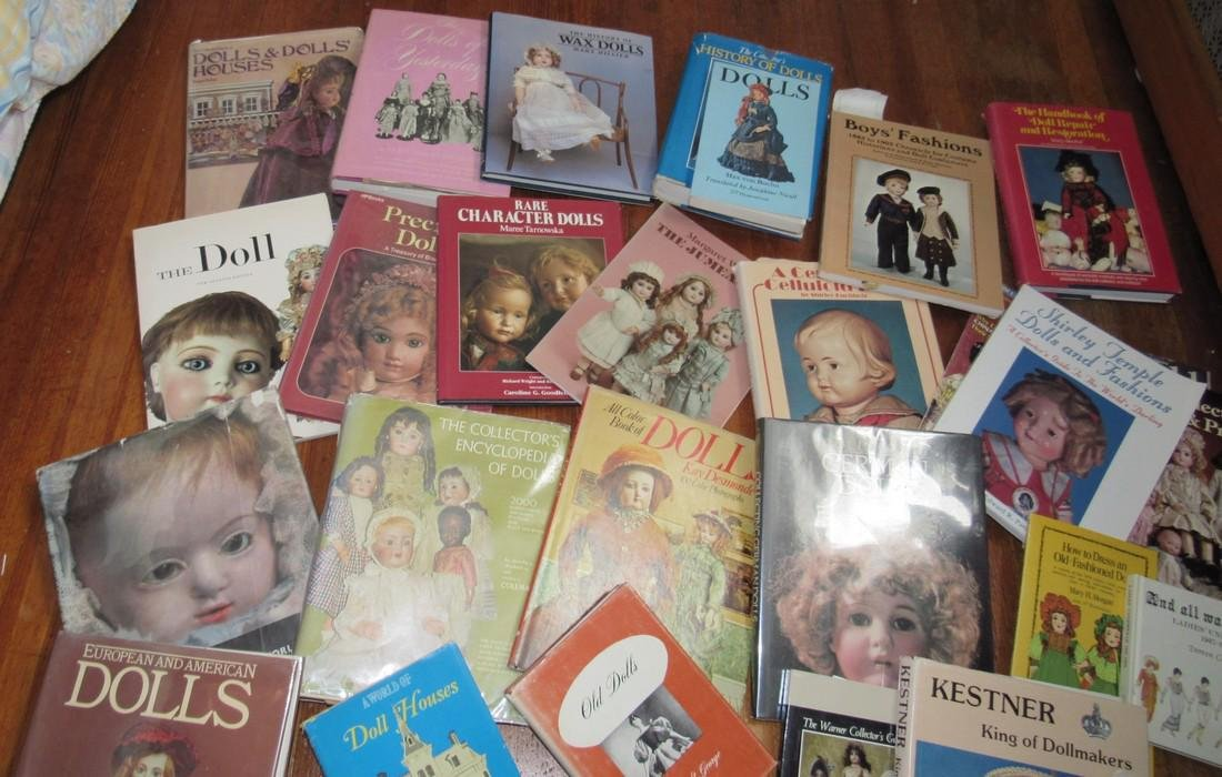 Doll Collector & Reference Books - 6