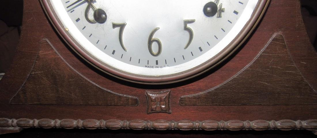 Sessions Mantle Clock - 4
