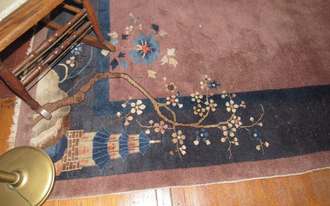 Chineses Oriental Room Size & Area Rugs - 2