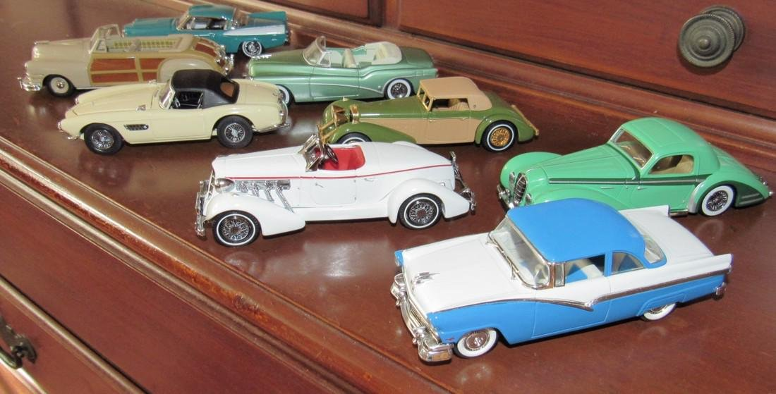 Dinky Toy Cars - 2