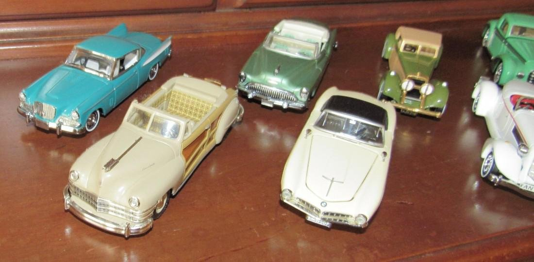 Dinky Toy Cars - 3