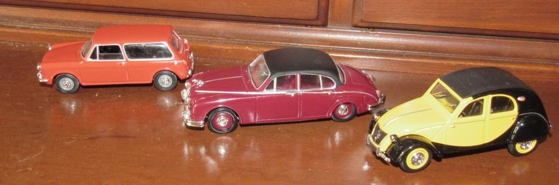 Dinky & Corgi Toy Cars