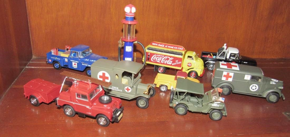 Matchbox Models of Yesteryear Toy Cars - 2