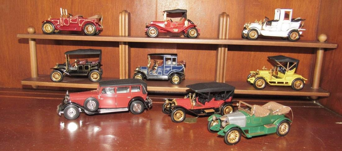 Matchbox Models of Yesteryear Toy Cars