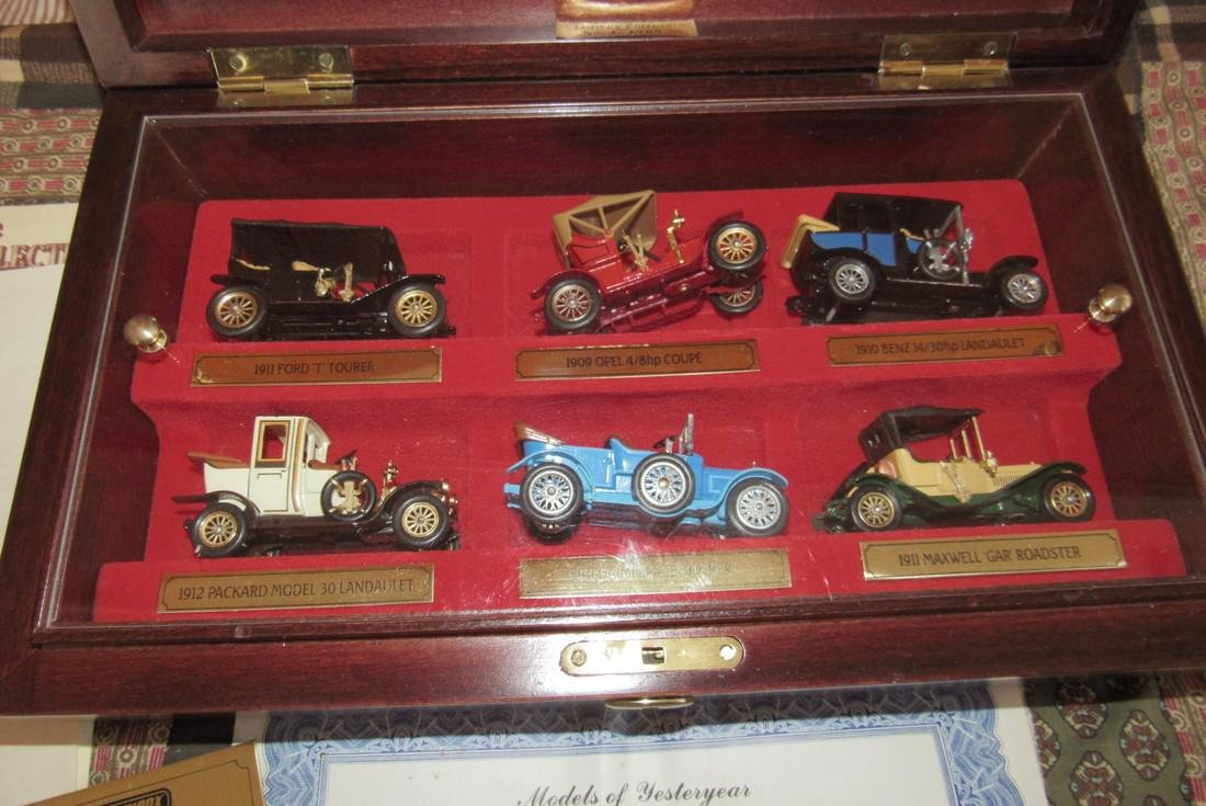 Matchbox Models of Yesteryear Connoisseurs Collection - 2
