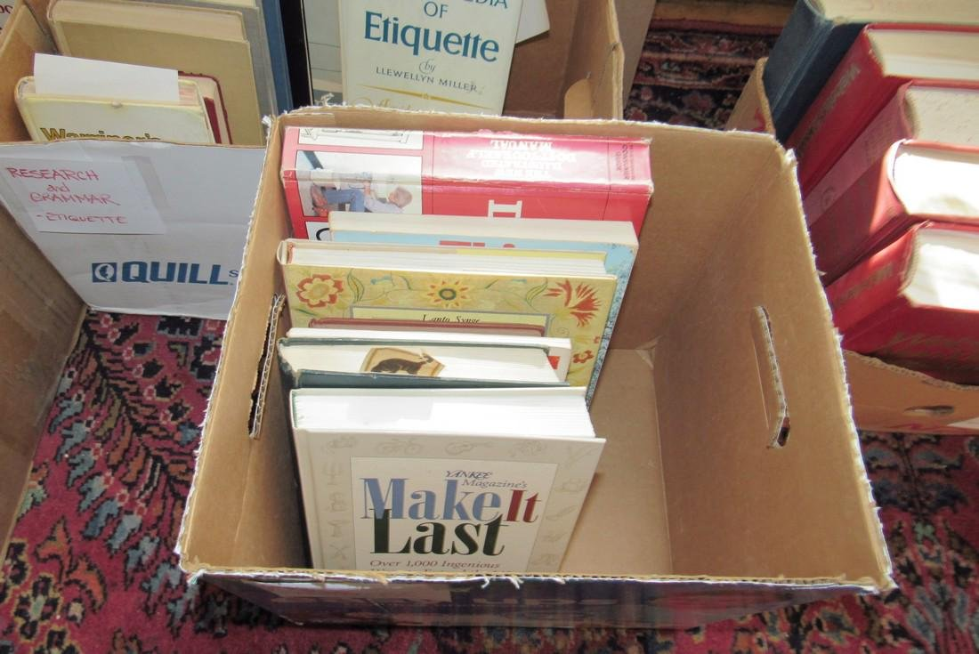 Large Lot of Books - 3