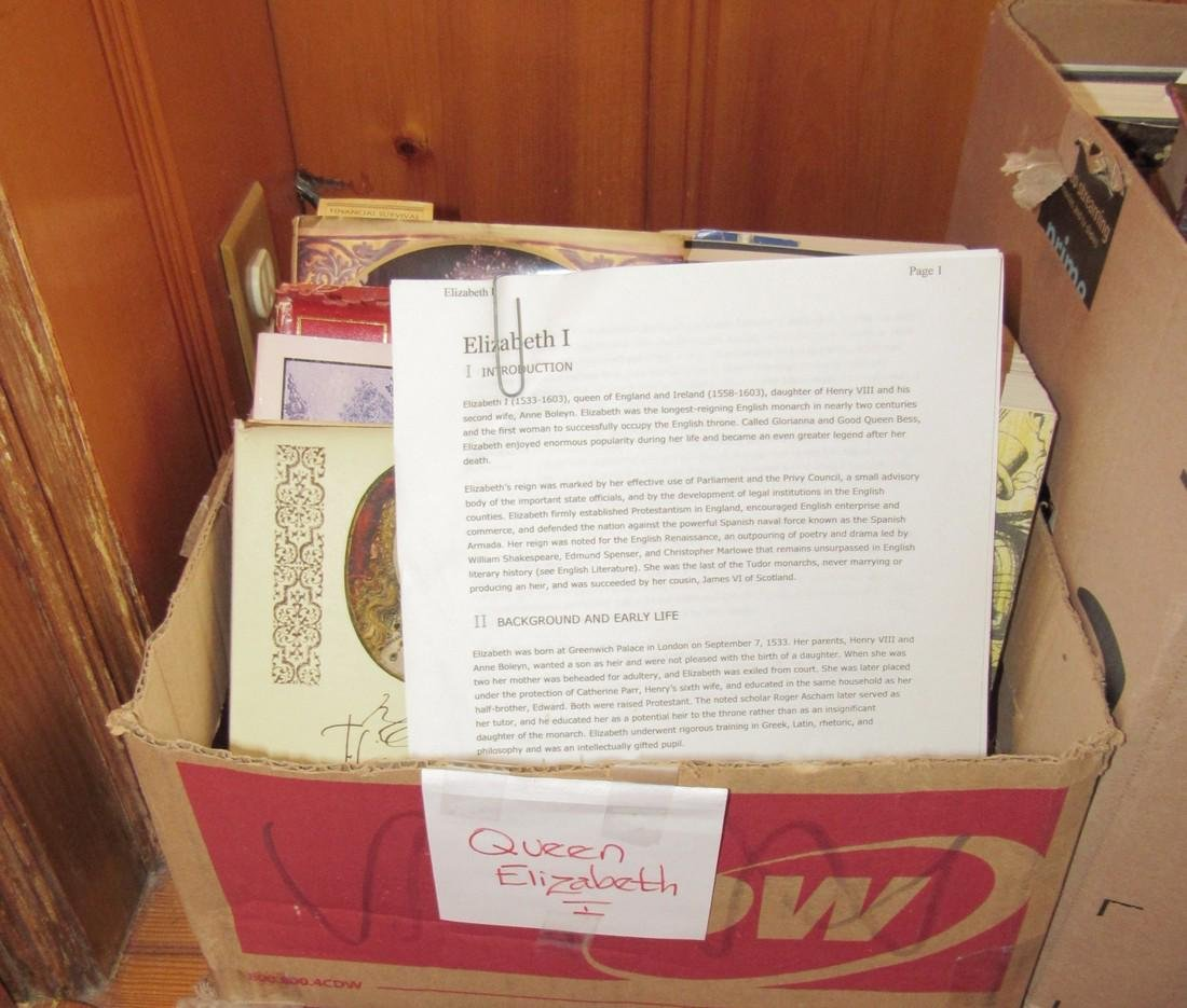 Large Lot of Books - 6