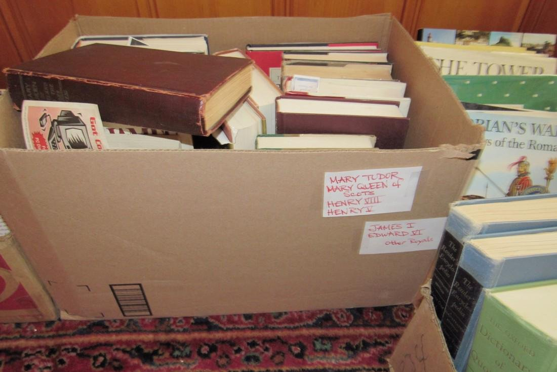 Large Lot of Books - 7