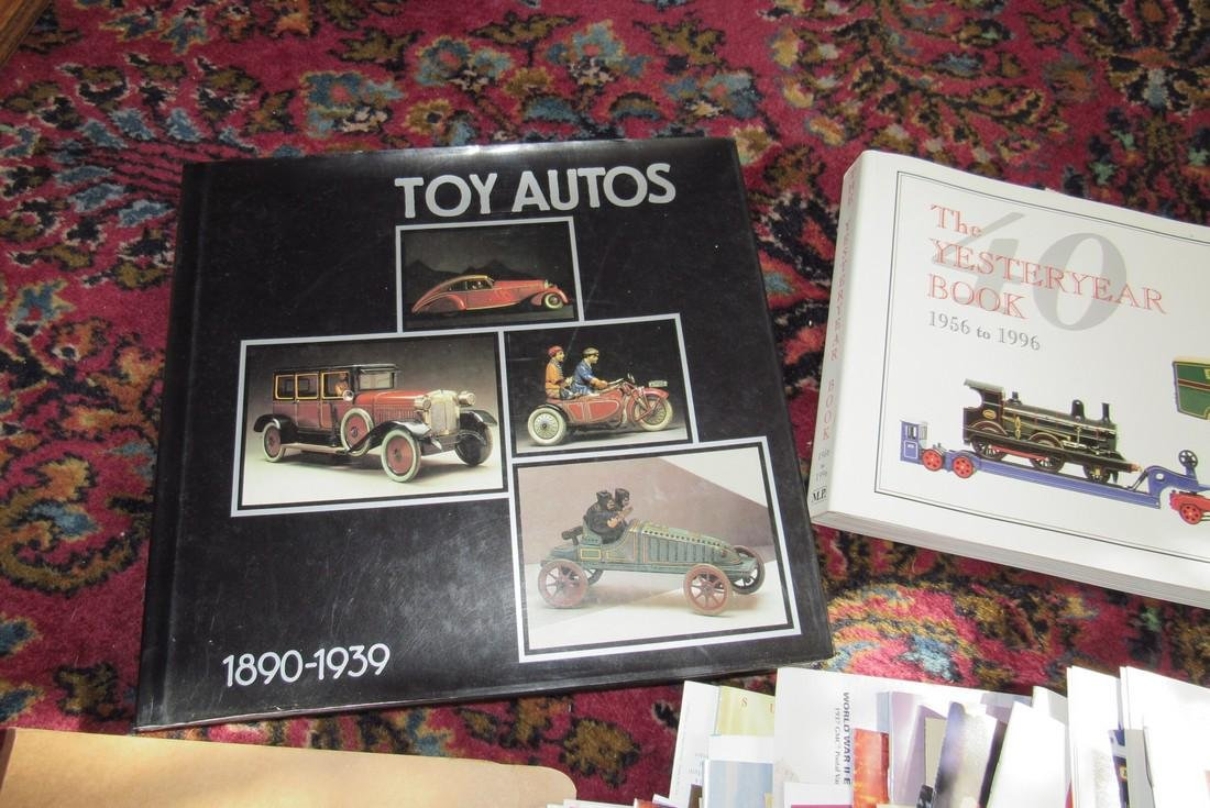 Toy Autos & Matchbox Models of Yesteryear Books - 2
