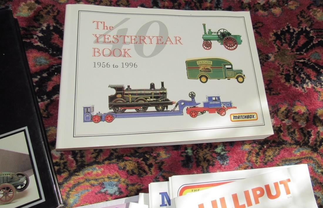 Toy Autos & Matchbox Models of Yesteryear Books - 3