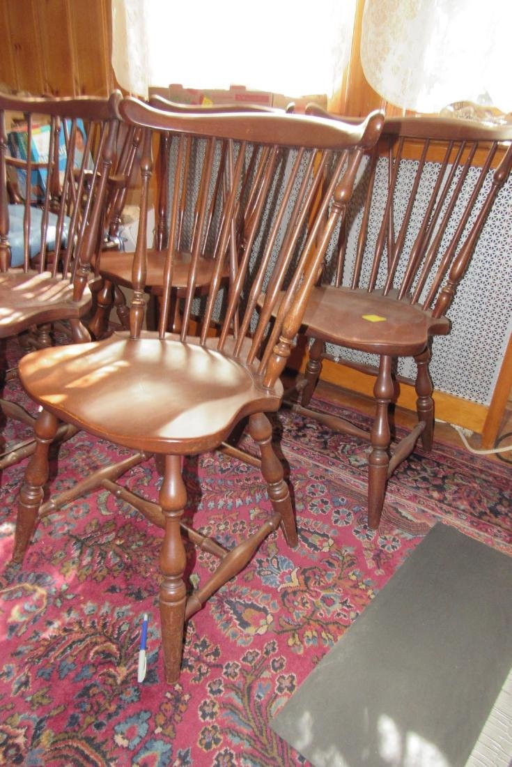 Set of 5 Chairs - 2
