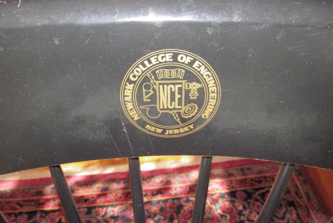 Newark College of Engineers New Jersey Arm Chair - 3