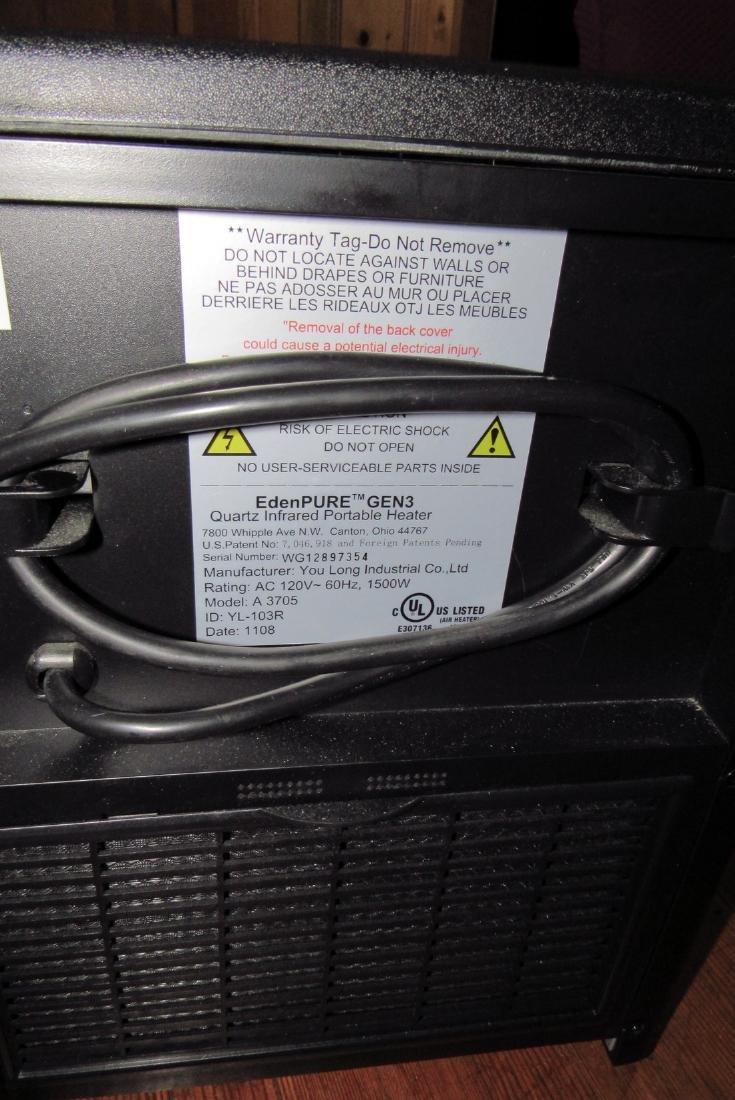 Edenpure 1500 Watt Heater - 2