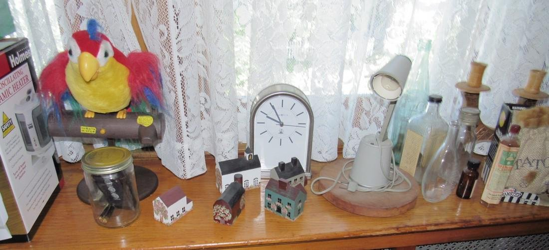 2 Heaters GE Vacuum Clock Bottles Bug Zapper - 3