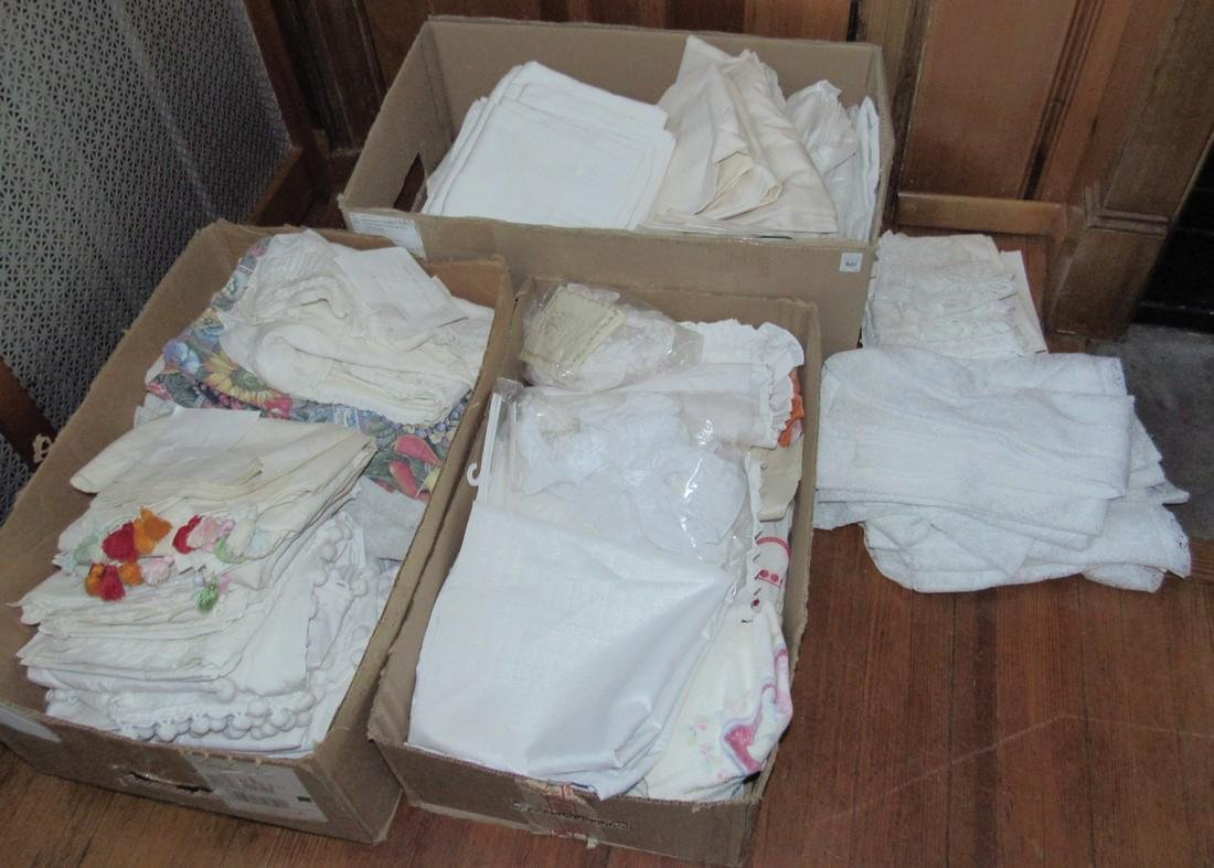 Boxes of Curtains