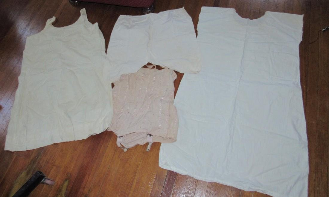 Antique / Vintage Night Gowns & Girdle